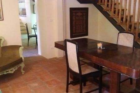 Villa Caterina con maneggio room 1 - Montescudo - Apartamento