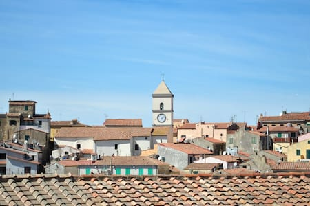 Intimate studio in  Capoliveri's old town - Capoliveri - Bed & Breakfast