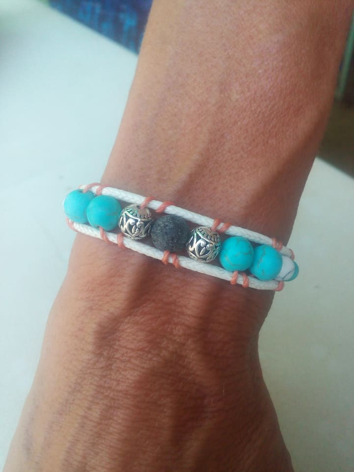 Sample  healing bracelet