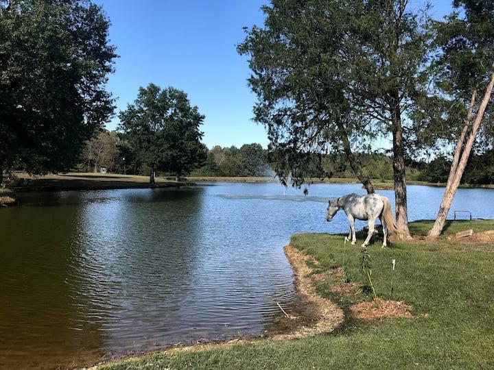 Horse Farm Hideaway