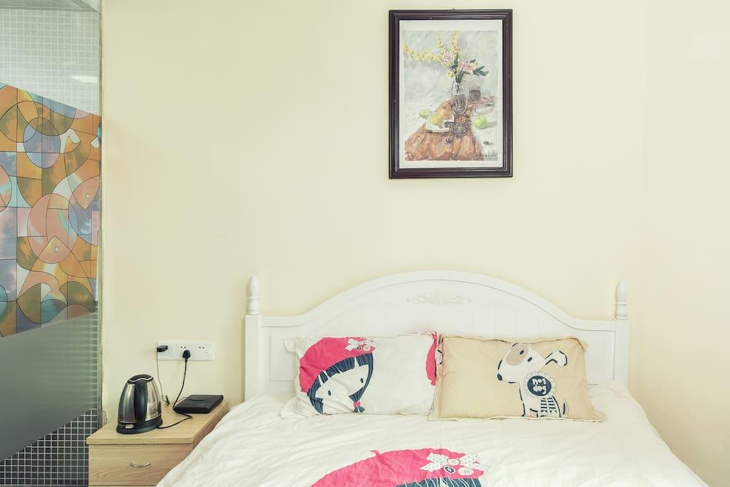 舒适大床房2