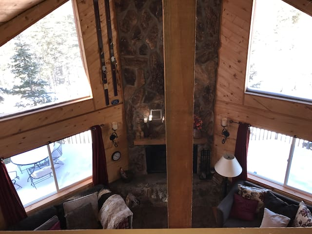 Comfortable Family Cabin in Great Location! - Taos Ski Valley