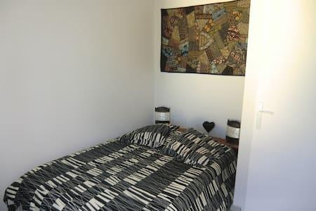jolie petite chambre dans appartement tout neuf - Chartres