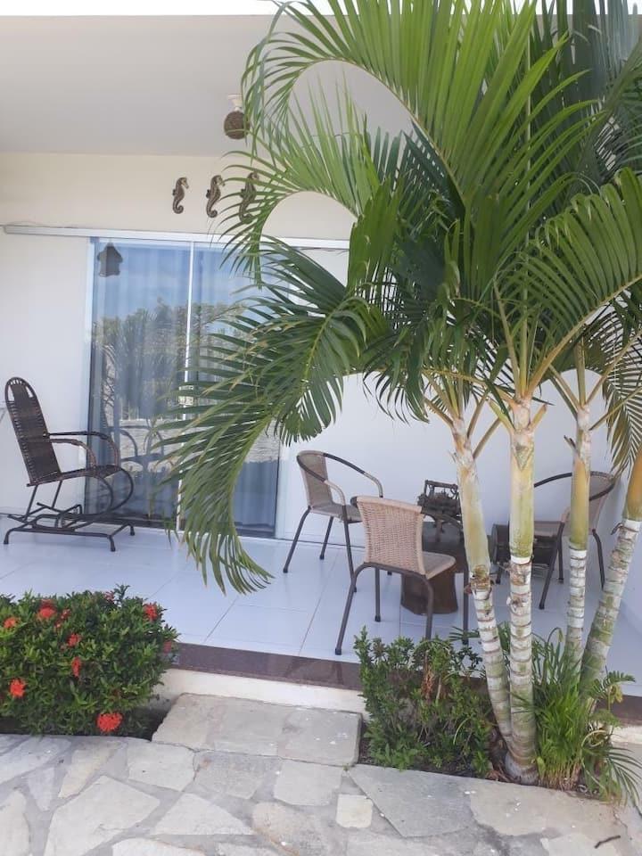 Apartamento na praia do amor em jacuma -Conde-Pb