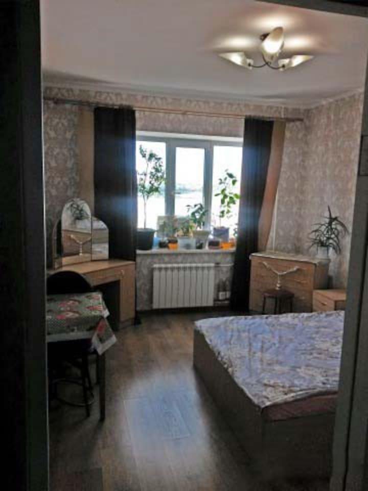 Вход в комнату