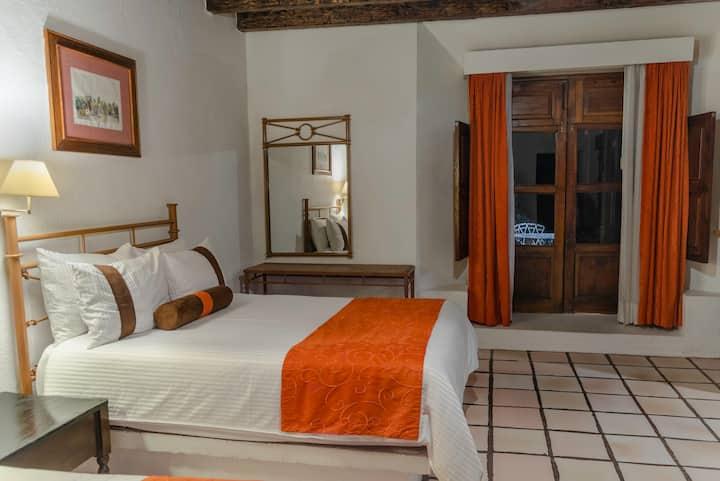 """""""Hotel Misión San Gil, Ex Hacienda en Querétaro"""""""