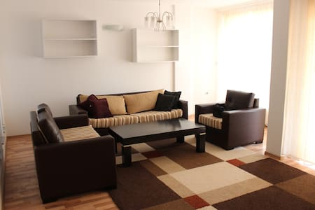 Cozy & Comfortable Apartment in the City Center