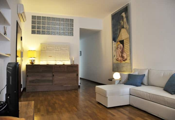 Splendid accommodation just recently restored