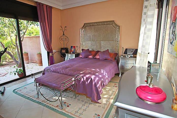 (90) LUXUEUSE VILLA POUR DES VACANCES DE RÊVE - Agadir - Casa