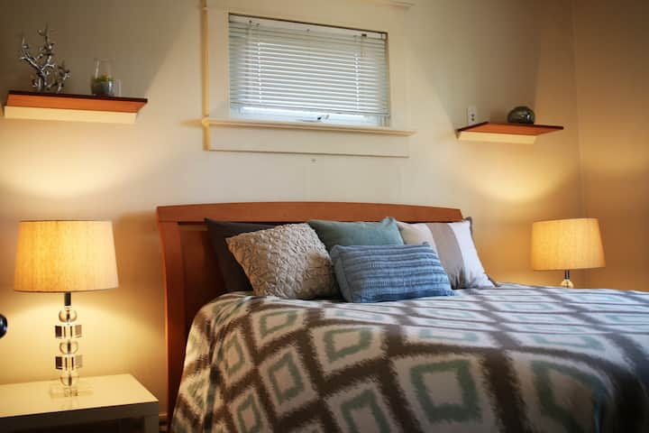 Spacious and Comfy Main Floor One Bedroom Suite