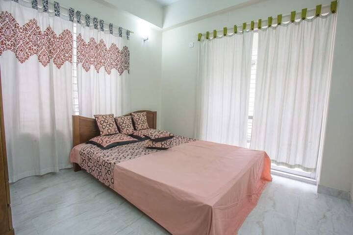 Quiet & Clean 2 Bedroom Condo in AmazingCity Savar