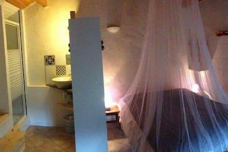 Chambre folelli 1km de la mer - Penta-di-Casinca - Haus