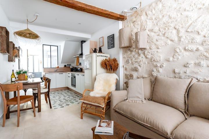 Petite maison au coeur d'Avignon