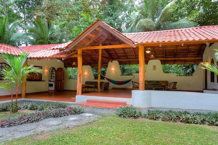Spacious 2 bedroom tropical design