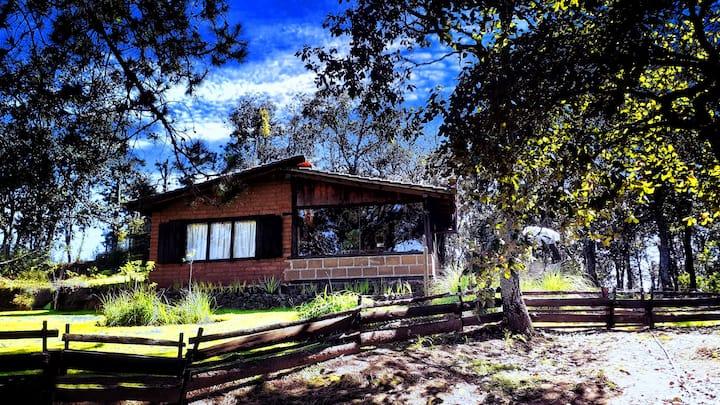 Cabaña Cory Zona Alta, Estado de Hidalgo