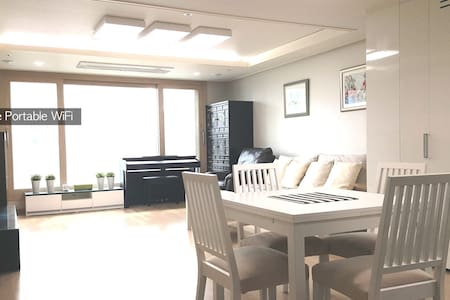 New, clean n quiet APT close to Ewha/Yonsei Univ - Appartement