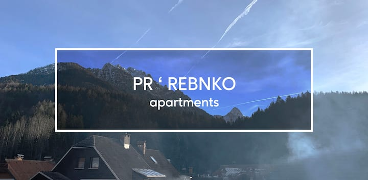 Cozy Apartment in heart of Kranjska Gora-Pr'Rebnko