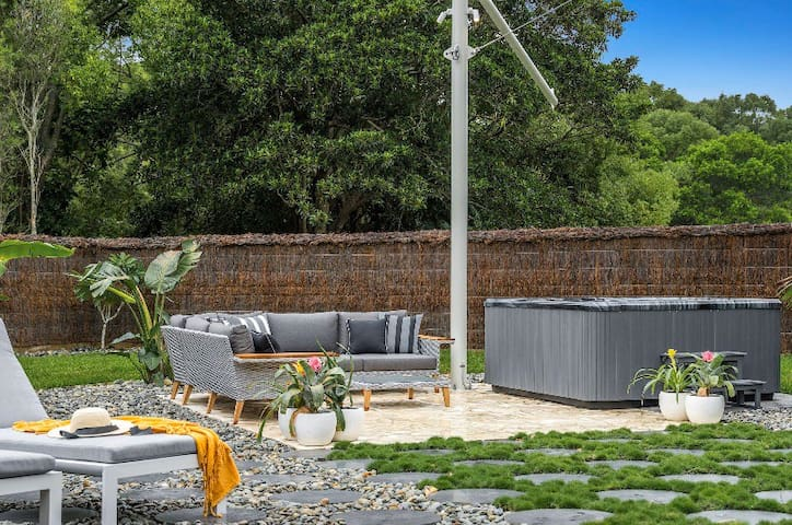 Blues Lodge Byron Bay / Private Luxurious Home