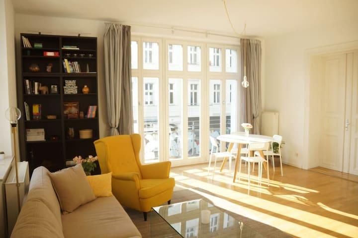 Modern & bright apartment Berlin - Friedrichshain