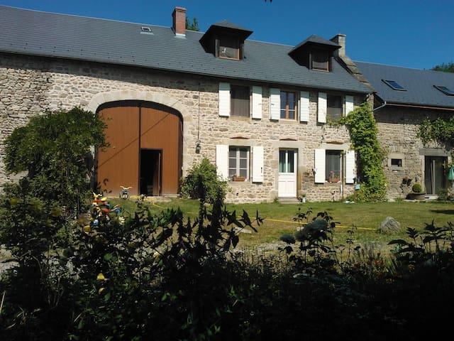 Grand Mouly, een hemeltje op aarde - Saint-Gervais-d'Auvergne