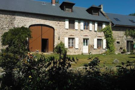 Grand Mouly, een hemeltje op aarde - Saint-Gervais-d'Auvergne - Dům