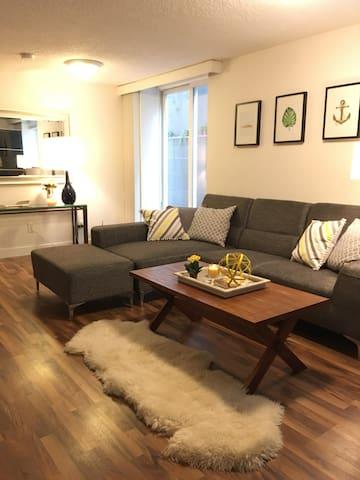 Kitsilano Bachelor Suite - Beach, bars, location - Vancouver - Apartment