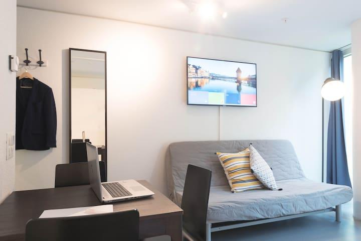 Modern Drachenmoor IV Apartment