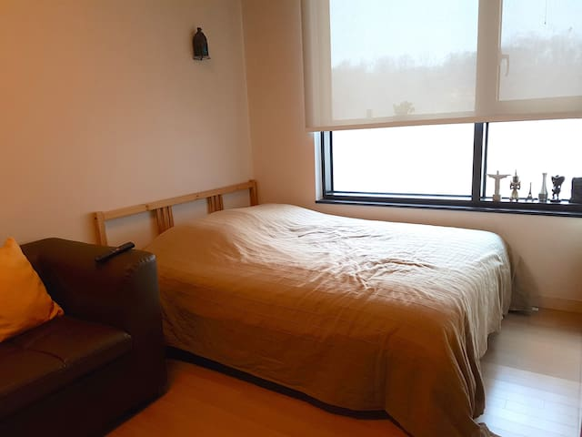 New! Gangnam Studio: 5 Mins to Suseo Station - Gangnam-gu - Appartamento