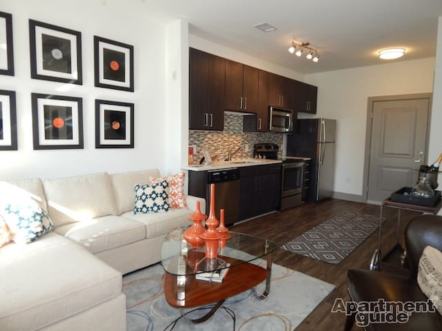 Centrally located loft in Downtown St. Louis - St. Louis - Loft