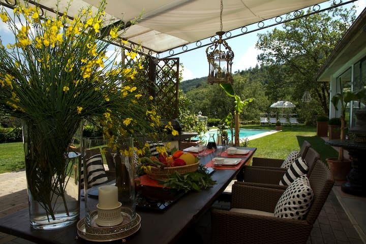 Limonaia luxury  rental in Florence