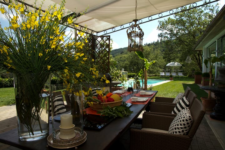 Limonaia luxury  rental in Florence