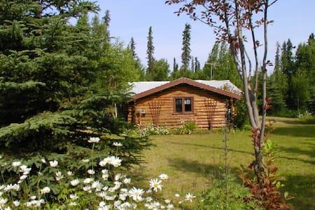 Hope Lake Cabin - Soldotna