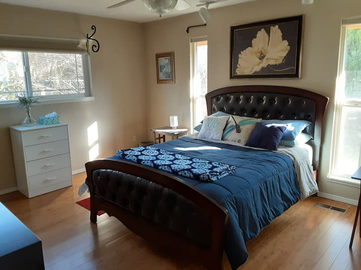 Master Suite with Private Bath in North Richland