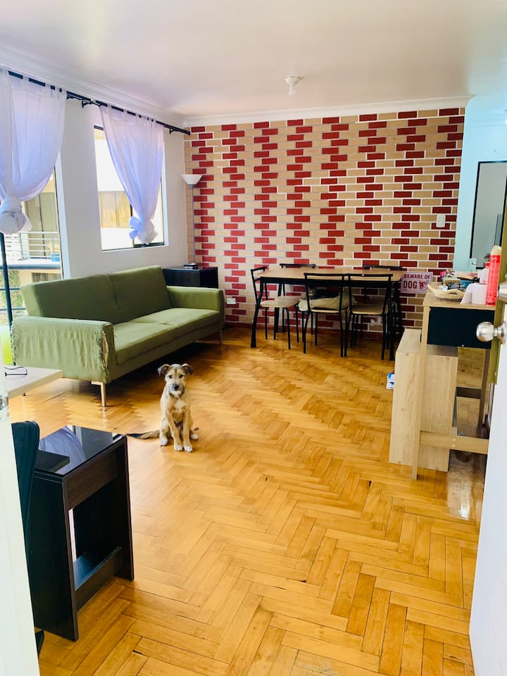 Full Apartment - 6 pax