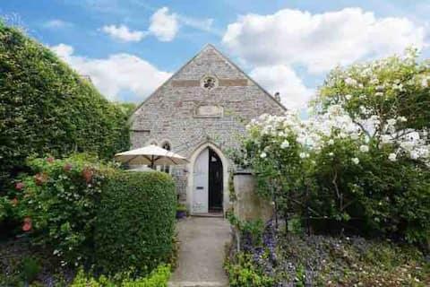 Očarujúca prestavaná kaplnka z roku 1832