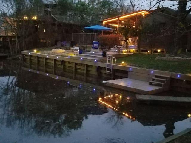 BIRCHWOOD.  Boat, Fish, Grill, Play  Make memories