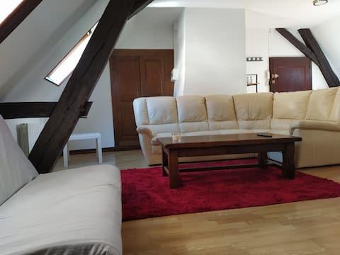 Appartement T2 meublé 2ème étage