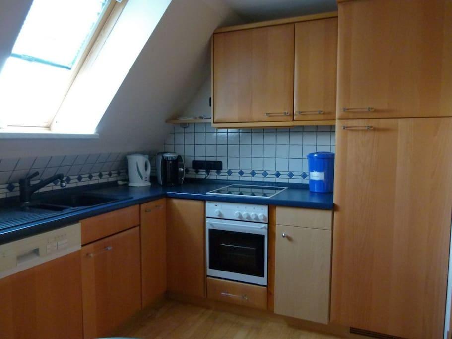 Küche DG Wohnung