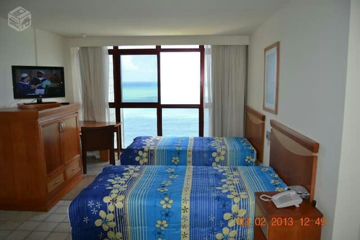 Flat beira mar - Jaboatão dos Guararapes - Apartament