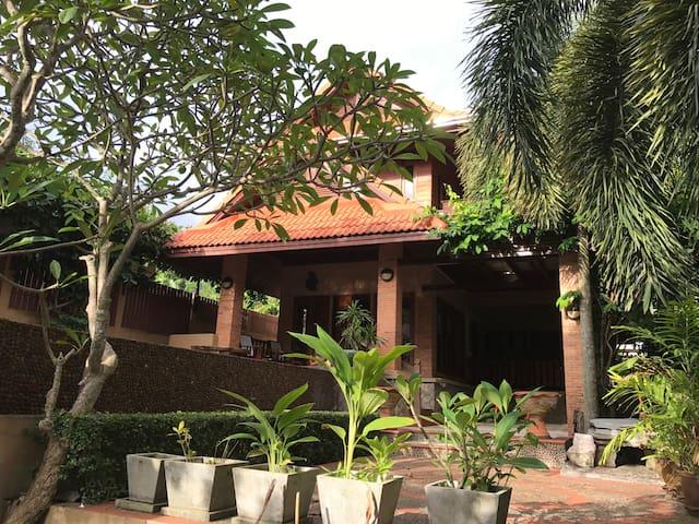 Separate pool kata villa at Kata Beach