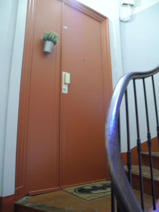notre porte