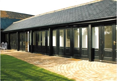The Summerhouse in Snape