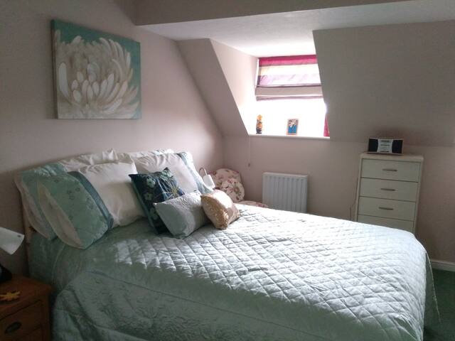 Lincolnshire home set in a market town of Sleaford