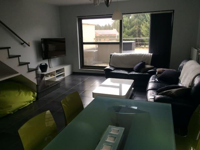 Appartement nabij fiets-en wandel netwerk - Houthalen-Helchteren - Apartment