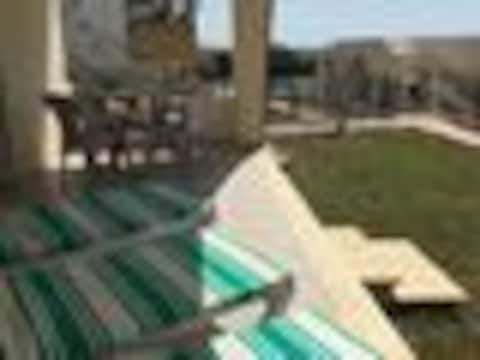 Luxury 2 Bed apartment (ground),Bogaz,North Cyprus