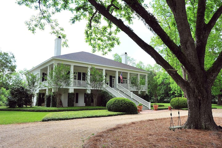 Southern Plantation Style Experience