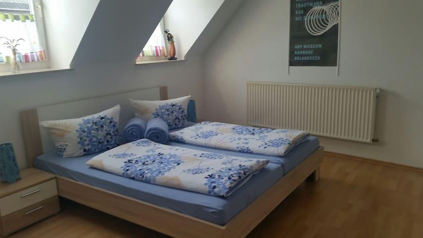 Gemütlich in Bacharach - Bacharach, Rheinland-Pfalz, DE - Apartamento