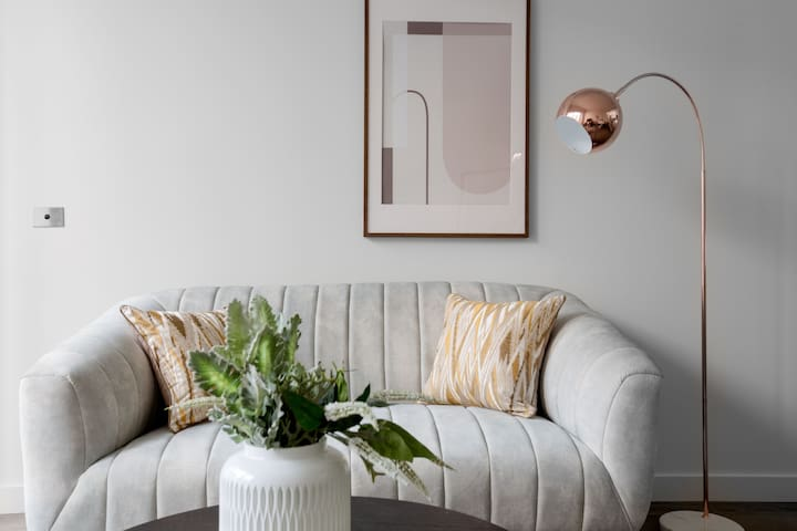 Delightful townhouse stay@Moonee Ponds + Parking