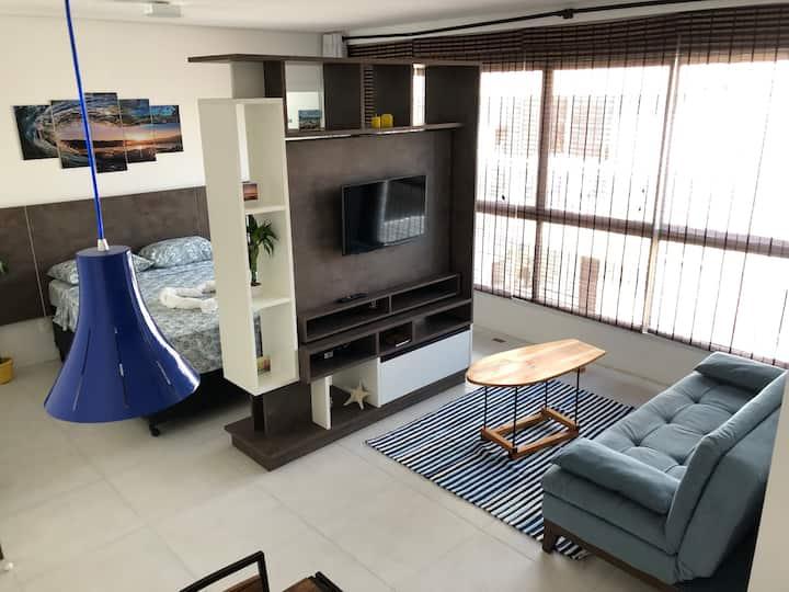 Loft Paradise - 500m da Praia do Campeche