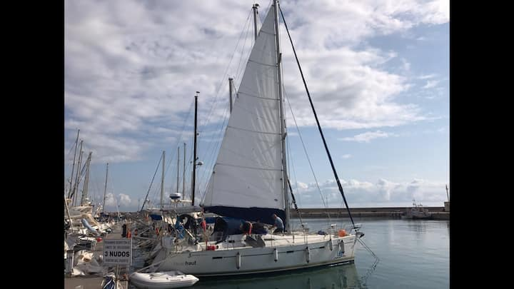 Sailing from New Zealand to Bali.
